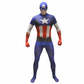Kostým Kapitán Amerika