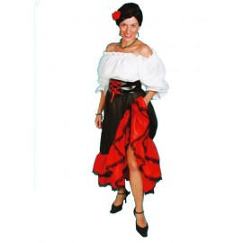 kostým Španělka