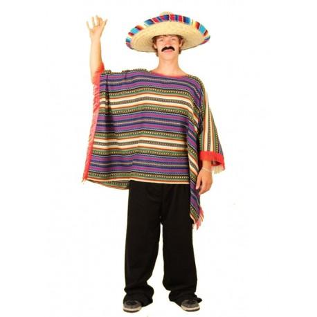 Kostým Mexikánce