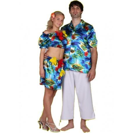 Hawai kostým pánský