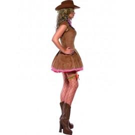 Kostým kovbojky