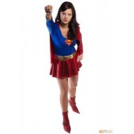 Halloweenský Kostým superhrdinky