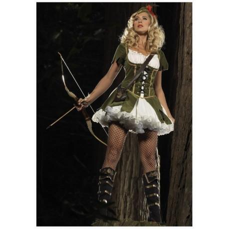 Robin Hood dámský kostým