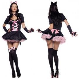kostým kočičí ženy