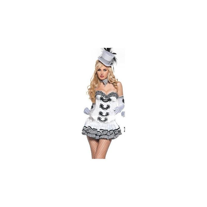 Luxusní Halloweenský kostým - půjčovna korzetů a kostýmů Praha a4a87dc27ff