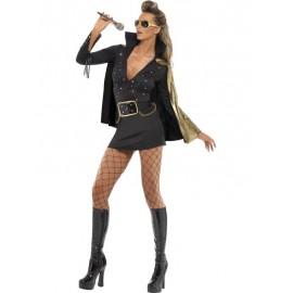 Dámský kostým Elvis