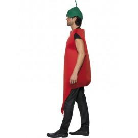 Kostým Chilli paprička