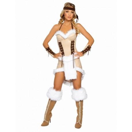 Eskymačka kostým