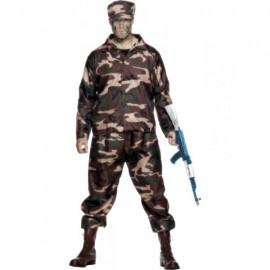 Kostým vojáka