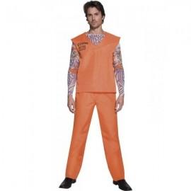 Kostým vězeň trestanec