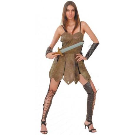 Kostým gladiátorky