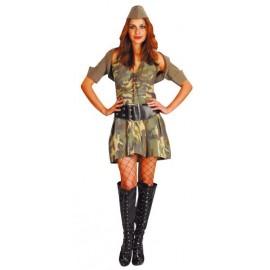 Armádní kostým