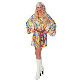 kostým hippie 60tá léta