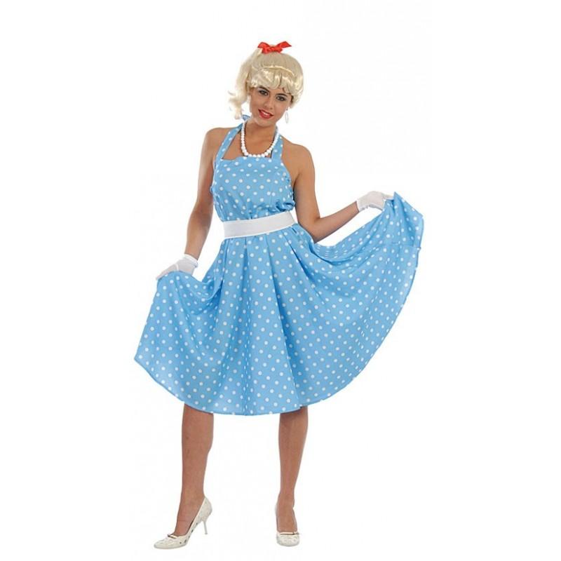 5a64fc2eda08 kostým 60-tá léta - šaty 60-tá léta