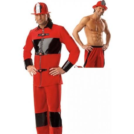 Kostým hasiče