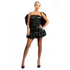 Kostým černého anděla