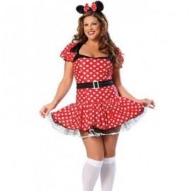Minnie Mouse kostým