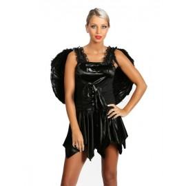Černý anděl kostým
