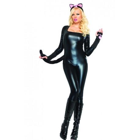 latexový kostým kočky -kočka kostým Praha ea43f95299