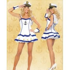 Námořnický kostýmek