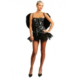 Kostým pro černého anděla