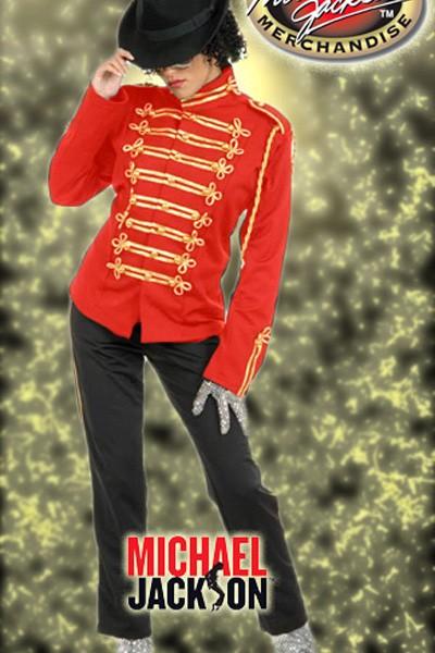 61328de0836 Michael Jackson kostým kostým k zapůjčení v Praze