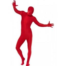 Červený morphsuite kostým - second Skin