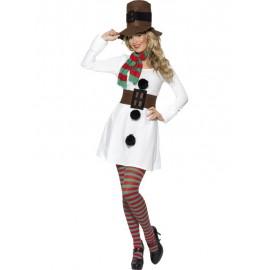 Kostým pro sněhuláka