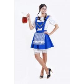 Bavorský kostým dámský