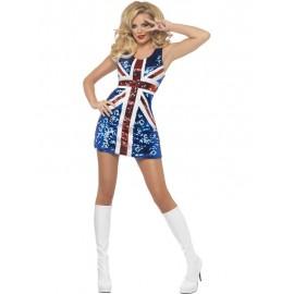 Kostým Britky